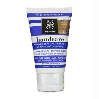 APIVITA Handcare Cream For DRY/CHAPPED Hands With Beeswax 50ml