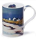 Dunoon Mug - Derwent Shape - Western Isles (Washing Line)
