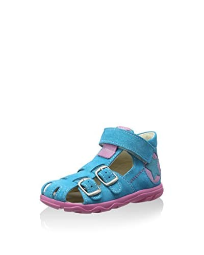 Richter Kinderschuhe Sandalo Flat [Turchese]