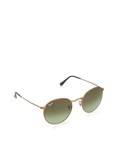Ray-Ban Sonnenbrille ROUND METAL (47 mm) bronze