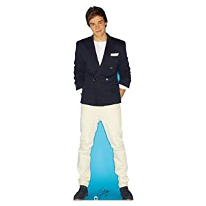 Liam 2 - One Direction - Lifesize Cardboard Cutout by MovieCutouts.com