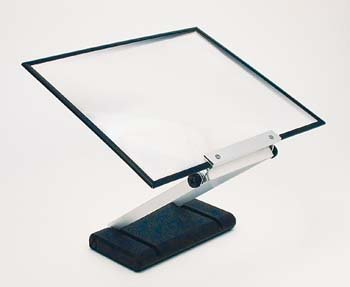 2x Fresnel Stand Magnifier