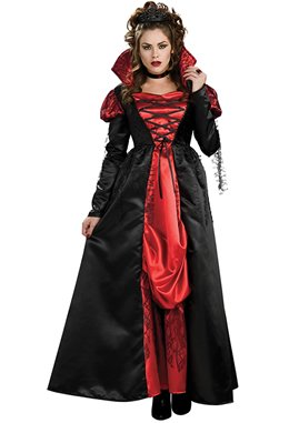 Rubies Adult Transylvanian Vampiress Costume - One Size