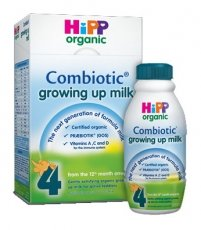 HIPP ORGANIC GROWING UP BABY MILK FORMULA STAGE 4