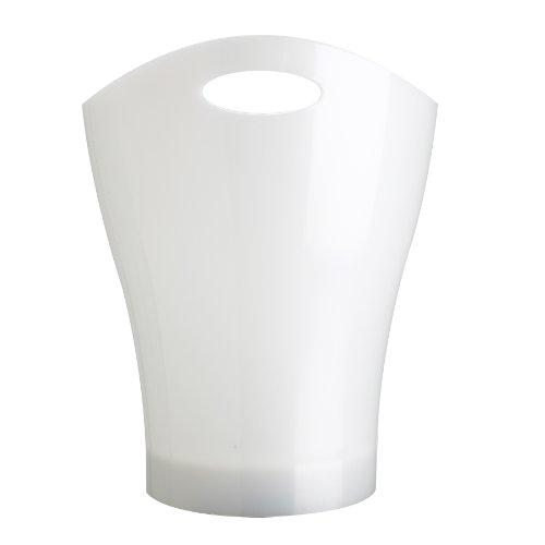 umbra GARBINO CAN (ガルビノカン) メタリックホワイト 2082857-661