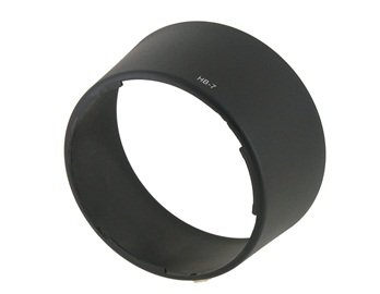Lens Hood For Digital Camera Nikon Hb-7 (Black)