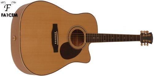 Freshman Fa1Cem Dreadnought Electro Acoustic Guitar