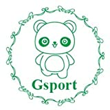Gsport Plant Pots Mini Plant Pots Self Watering Pots Animal Planters-Panda/Dog/Cat/Little frog(Listing for 1 animal)
