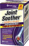 Vitamin World Advanced Triple Strength Joint Soother ®, 90 Caplets