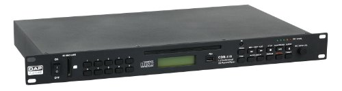 DAP CDR-110 CD/USB Recorder MKII