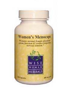 Wise Women Herbals- Womens'S Menocaps-120 Caps
