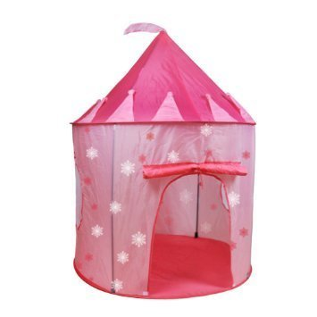 maye-tanco-kid-pink-princess-castle-play-doll-house-and-snowflake-ice-castle-for-your-little-princes