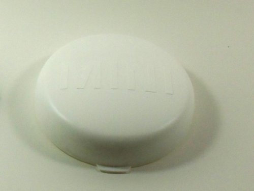 2 Genuine Bmw White Driving Light Covers Mini Cooper R56 2006- Current