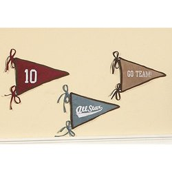 All Star Sports Wall Hanging Accessories by JoJo Designs