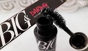 Volume mascara | big and daring volume mascara from avon | 10ml volume mascara | Black volume mascara from avon