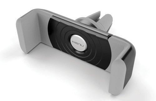 Günstige Kenu Airframe tragbare Universal-KFZ-Halterung für Smartphones schwarz