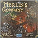 Alliance Games Days of Wonder Shadows Over Camelot Merlin's Company Board Game