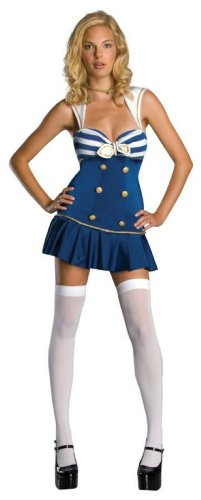 Anchors Away Adult Costume Xsm Adult Womens Costume