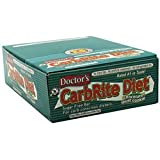 Doctor's CarbRite Sugar Free Bar - Chocolate Mint Cookie, 12 -300 oz (85 g) bars
