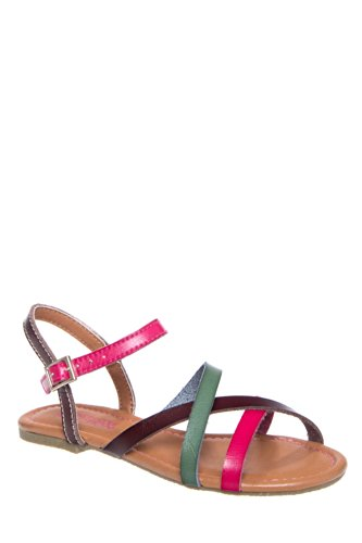 Kenneth Cole Kids New Tune Flat Sandal
