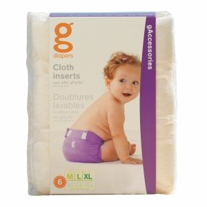 Gdiapers Cloth Inserts