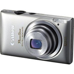 Canon PowerShot ELPH 300 HS 12.1 MP CMOS Digital