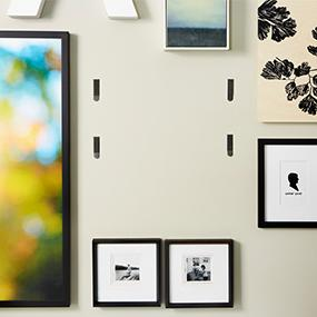 Create a wall space that fits your lifestyle