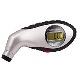 Slime Digital Presta Bicycle Tire Gauge - 20030