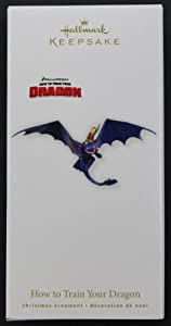2010 Hallmark - How to Train Your Dragon - Ornament
