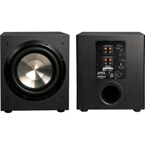 Bic-Home Audio/Video Bic America F-12 Subwoofer System - Black. Bic 12In 450W Sub Front- Front. 25 Hz - 200 Hz