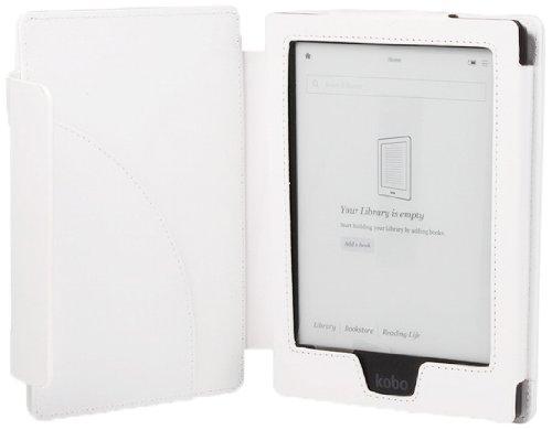 Custodia ODYSSEY per lettore ebook Kobo Aura HD/Aura H2O - blanco