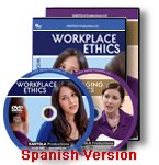 Workplace Ethics Combo Training Package (Spanish) DVD