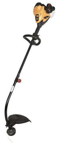 Poulan Pro PP025 17-Inch 25cc 2-Cycle Gas-Powered Curved-Shaft String Trimmer with Split Shaft picture