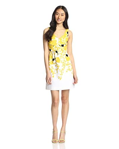 4.collective Women's Nolita Floral Dress