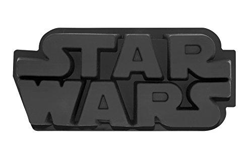 Zigzag - Moule Star Wars - Moule À Gâteau En Silicone Star Wars Logo - 4050819279506