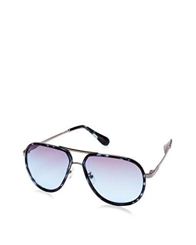 Guess Occhiali da sole GU 6776_D80 (60 mm) Nero/Azzurro