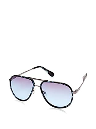 GUESS Gafas de Sol 6776 (60 mm) Negro / Cielo