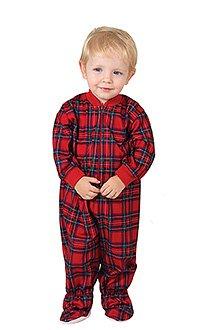 Christmas Pajamas For Infants front-1058259