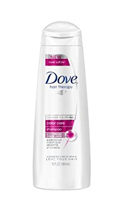 Best Cheap Deal for Dove Hair Shampoo, Color Repair, 12 Ounce (Pack of 6) from Dove - Free 2 Day Shipping Available