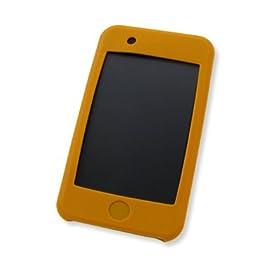 Incipio dermaSHOT Silicone Case for iPod touch 1G (Burnt Orange)