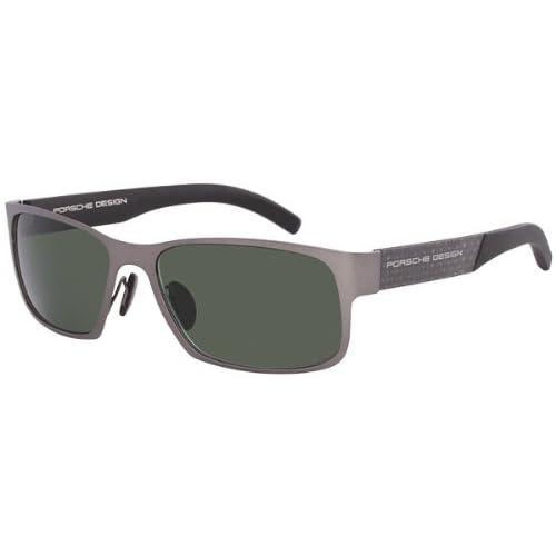 b9340b4de Cheap Purchase Porsche Design Men's P'8550 P8550 C Gunmetal Sunglasses 58mm