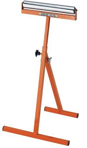 Shop Fox D2054 Roller Stand (Ball Bearing Roller Stand compare prices)