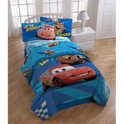 Disney Cars 2 Soft Microfiber Bedding Sheet Set Twin Size at Sears.com