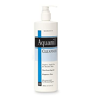 Aquanil Aquanil Cleanser A Gentle Soapless Lipid-Free, 16 oz (Pack of 2)