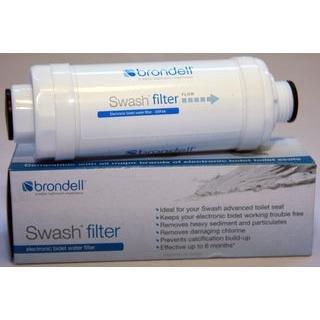 Brondell SWF44 Swash Electronic Bidet Water Filter