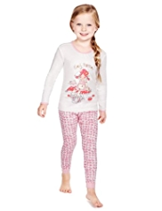Pure Cotton Emily Button™ Pyjamas