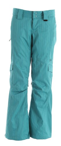 DC Women's Anzere 12 Pant (Lake Blue Space Dye, Medium)