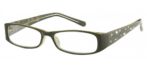 sunoptic rd3c navy blue reading glasses strength 2 50
