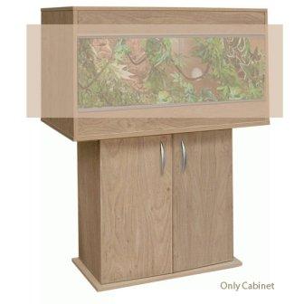 Vivexotic CX36 Reptile Vivarium Cabinet Stand Oak