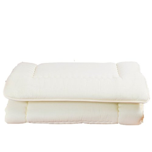 Brand New White Traditional Japanese Floor Futon Mattresses, Foldable Cushion Mats, Yoga, Meditaion. (Small(39.3×78.7In)) front-1089394